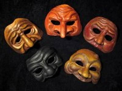 Εργαστήριο-Σεμινάριο Μάσκας