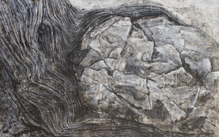"""""""Ρίζες"""" Έκθεση ζωγραφικής της Ειρήνης Βαζούκου"""