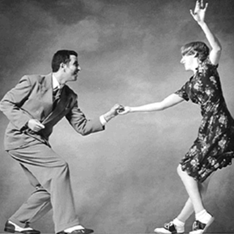 5 μαθήματα Ζωής σε ρυθμούς Lindy Hop