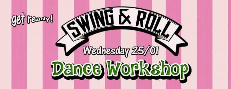 Dance Workshop Swing & Rock n' Roll