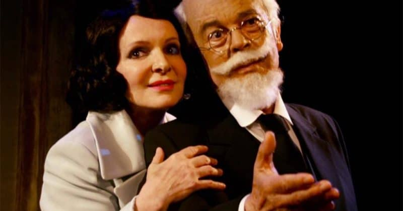 """""""Ελευθέριος Βενιζέλος"""" – Θεατρική παράσταση με τον Γιάννη Μόρτζο"""