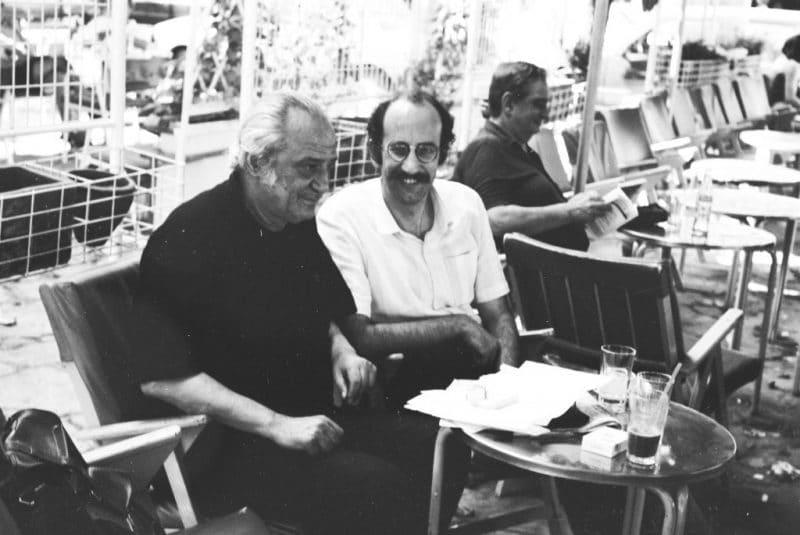 """Ο Γιάννης Πατίλης μιλάει στον """"Λωτό"""" για τον Νίκο Καρούζο"""