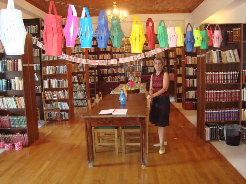 Πλωτή Βιβλιοθήκη