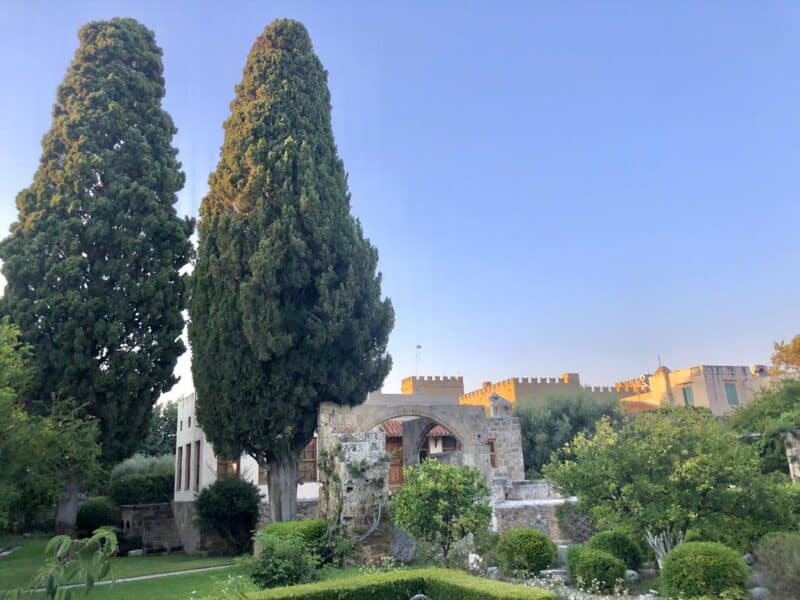 """""""Πράσινες συζητήσεις"""" στον κήπο του Ιδρύματος Montalembert"""