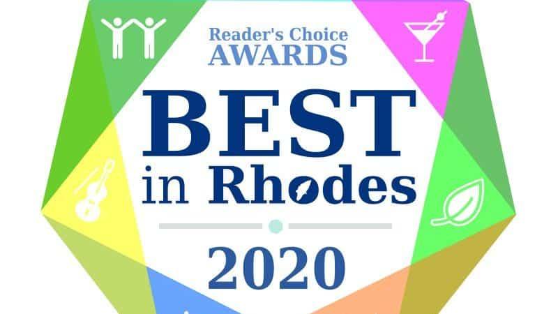 Best in Rhodes / Reader's Choice Awards 2020