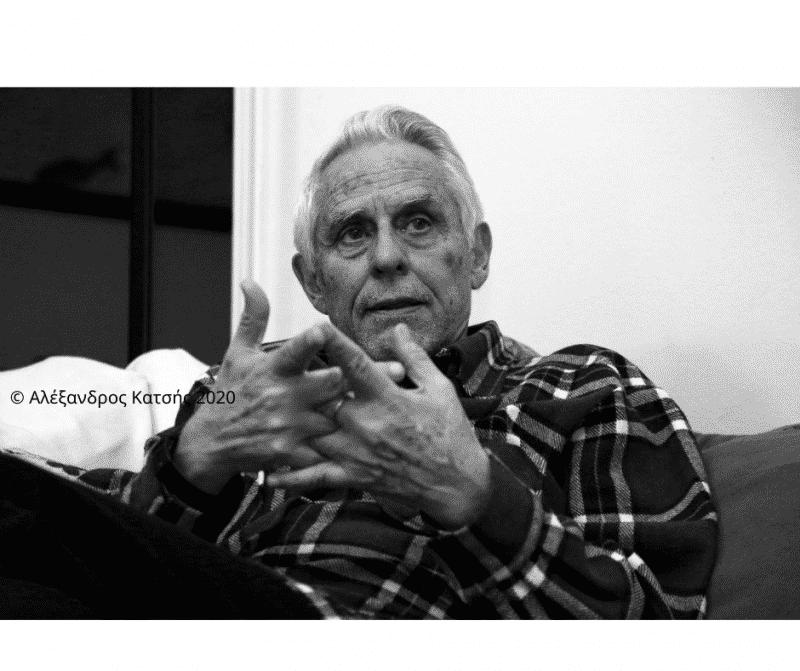 Άρης Μαραγκόπουλος   Συνέντευξη