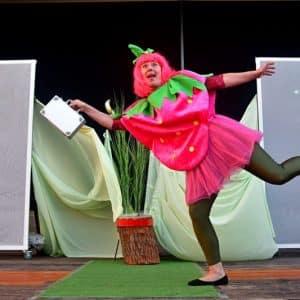"""Θεατρική παράσταση """"Πρίγκηπας Λεμόνης"""""""