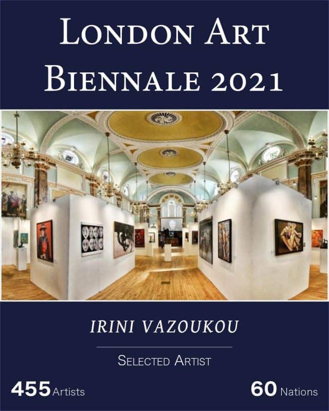 London Art Biennale 2021